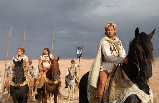 Alexander, o como destrozar el mito de un gran conquistador.
